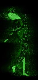 浮世絵 女性 その23 ホログラム
