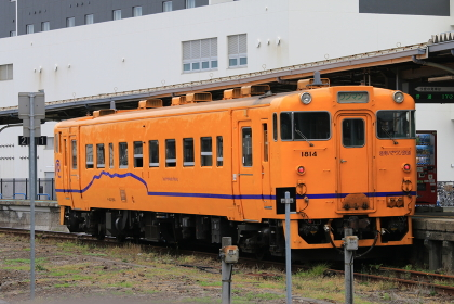 道南いさりび鉄道函館駅キハ40