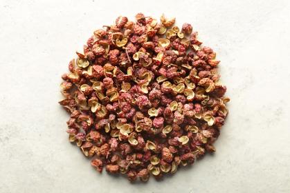 中華料理の香辛料の花椒