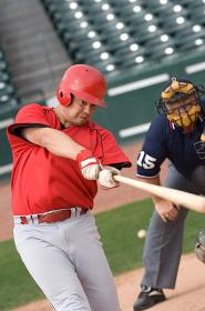 野球のバッター