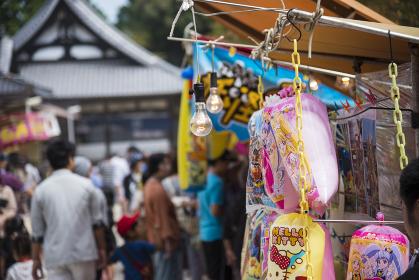 筆祭の出店 熊野/広島県