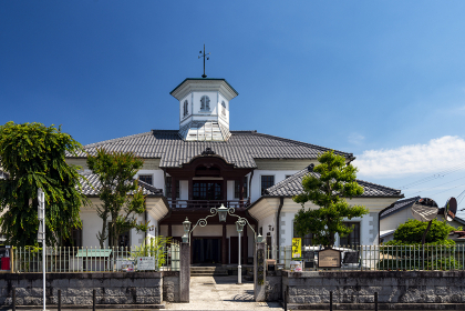 近江八幡 白雲館(旧八幡小学校)