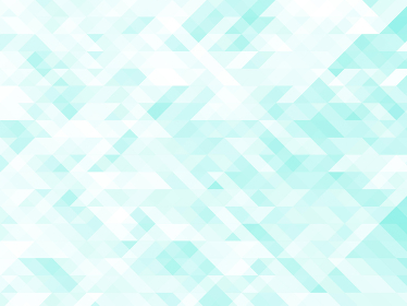 アブストラクト ポリゴンB ミントホワイト 01