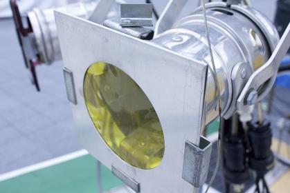 イベント会場の照明器具とゼラチンフィルター