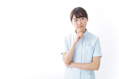 看護師_悩み事_ひらめき