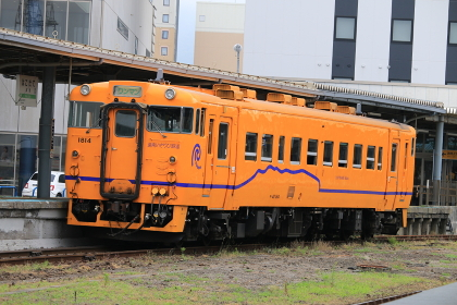 道南いさりび鉄道函館駅 キハ40