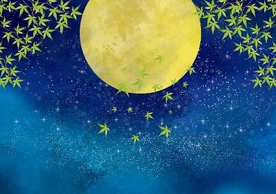 満月, 月, スーパームーン, 十五夜, 宇宙, 名月, 空, 夜, 夜空, 星, ミルキーウェイ,