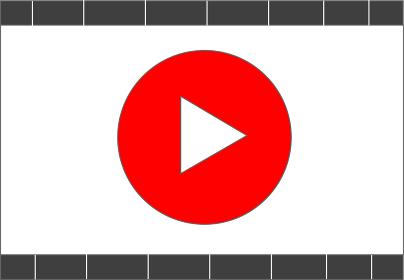 動画を再生するアイコン