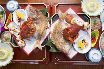 日本の懐石料理