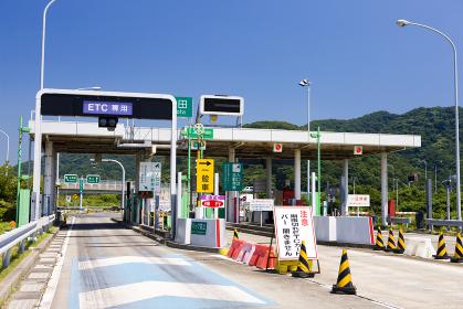 高速道路のETCゲート