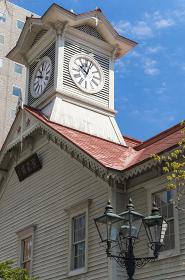 北海道の札幌市時計台