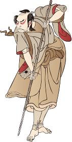 浮世絵 歌舞伎役者 その45