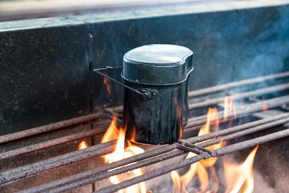 キャンプで自炊 調理 支度