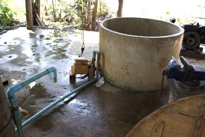 シェムリアップ 井戸