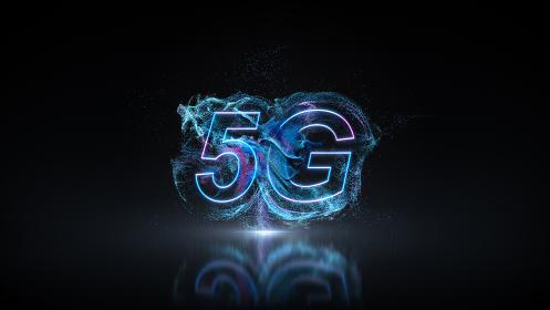 5G テクノロジーのコンセプト