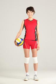 女子バレーボール選手