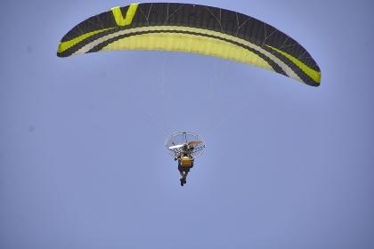 Paragliding in Flight #5