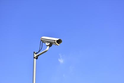監視カメラ。防犯カメラ。