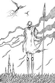 草原の戦士