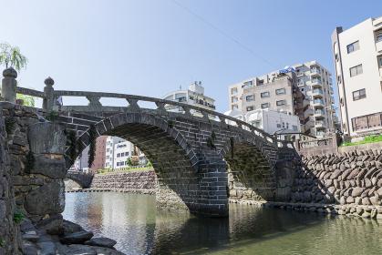 眼鏡橋 長崎市中島川