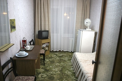 ハバロフスクのホテル