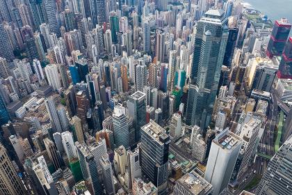 Central, Hong Kong 01 November 2018:- Hong Kong business district