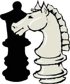 チェスのコマ