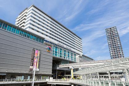 小倉駅小倉城口(南口)