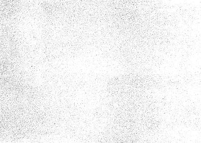 グランジテクスチャ素材 活版印刷調 微細、繊細なドット 白黒(ベクター、eps10)