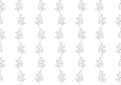 グレーの小枝のシームレスな背景イラスト 1