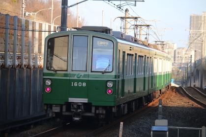 神戸市交通局西神・山手線1000形