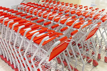 ショッピングカート 横 3852