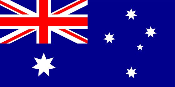 世界の国旗、オーストラリア