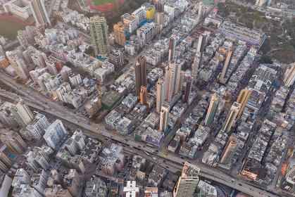 Kowloon City, Hong Kong 29 January 2019: Hong Kong city