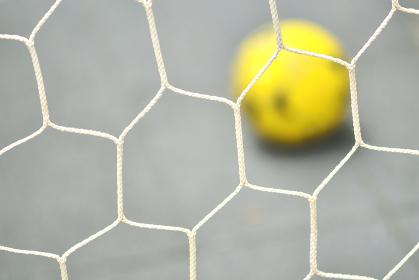 サッカーのゴールネット