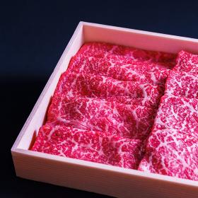 牛肉 高級 ギフト 箱入り 【 ふるさと納税 イメージ 】
