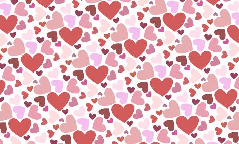 ハートの壁紙 ピンク