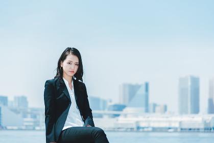 ビジネスイメージ・女性