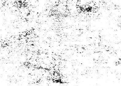 グランジテクスチャ素材 かすれ岩肌 白黒(ベクター、eps10)