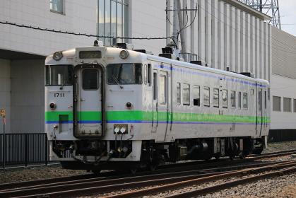 JR北海道 キハ40形気動車