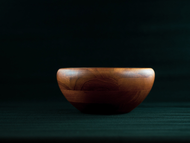 美しい木の器