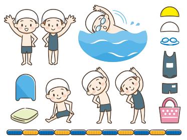 水泳 プール セット
