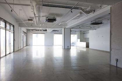 工事前の空き店舗