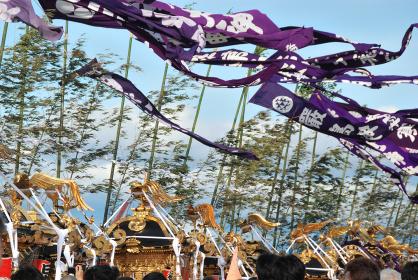 茅ヶ崎 浜降祭