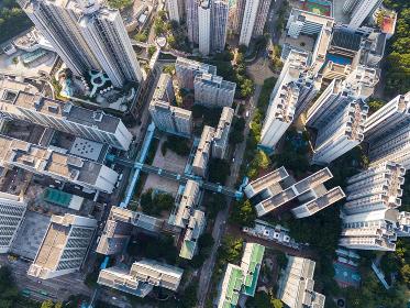 Wong Tai Sin, Hong Kong, 01 November 2017:- Hong Kong residential district