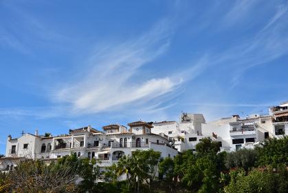 白い村、フリヒリアナ、スペイン