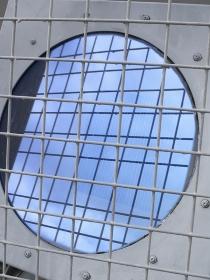 建造物ライトアップの照明装置