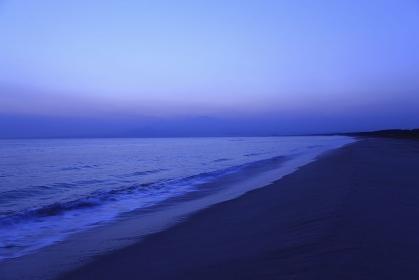 弓ケ浜の日の出