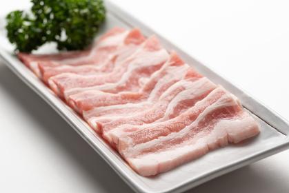 豚バラ肉 焼肉用