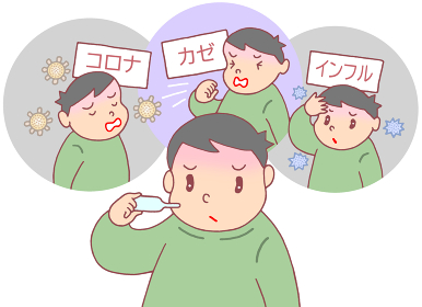 感染症の初期症状